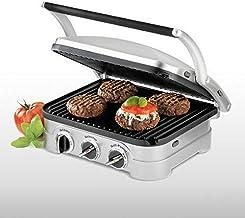 Cuisinart GR-4NA Griddler Grill, Silver