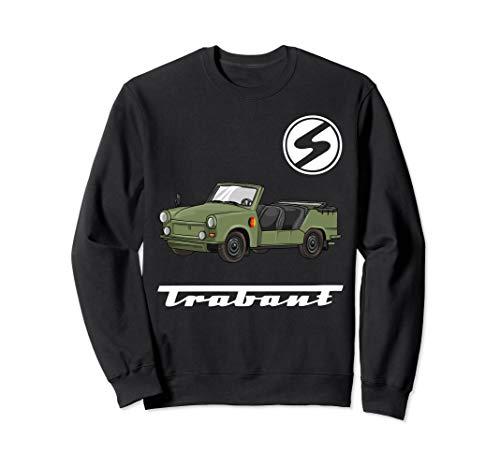 Trabant Kübel Trabi 601 Kübelwagen Sweatshirt