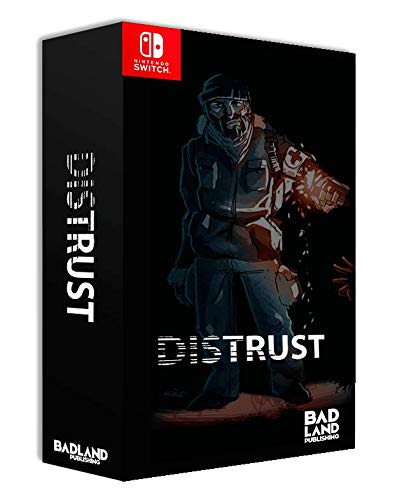 Distrust - Collectors Edi