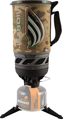 Our #4 Pick is the Jetboil Flash Camping Stove Cooking System