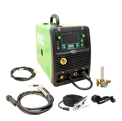 2019 Everlast Power-i-MIG 200E MIG Welder 180a 110/220v