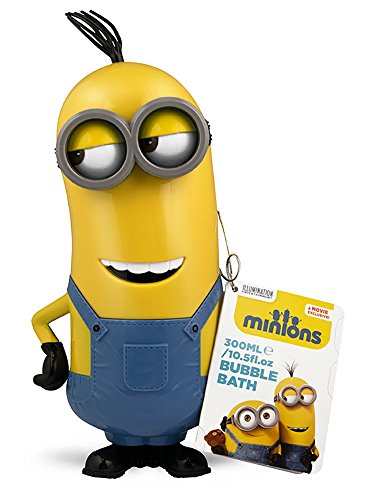 Minions Bain Moussant 3D 300 ml