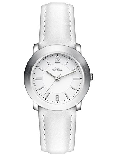s.Oliver Time Damen-Armbanduhr SO-3391-LQ