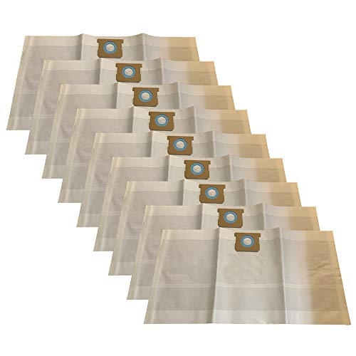 Think Crucial Replacements for Vacmaster 8-10 Gallon Wet/Dry Vacuums Fits Part # VDBM (9 Pack)