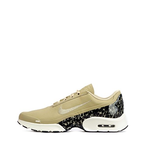 Nike Damen Air Max Jewell LX Sneaker, Braun - Mushroom/Mushroom-sail-white - Größe: 41 EU