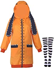 School Girl Uniform Japanse Kakegurui Yomozuki Runa Cosplay Schoolmeisje Outfit Kostuum Anime School Uniform voor Vrouwen Meisjes