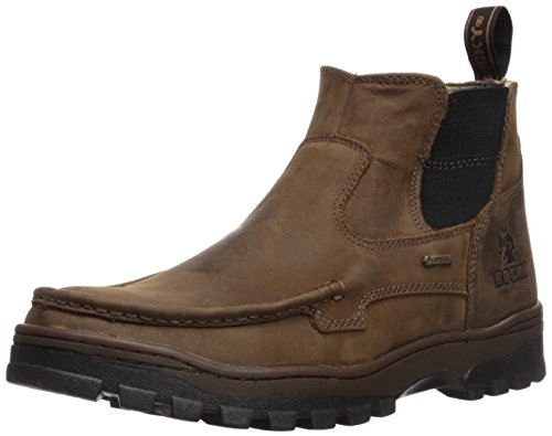 Rocky Men's RKS0310 Hiking Boot, Brown, 13 W US