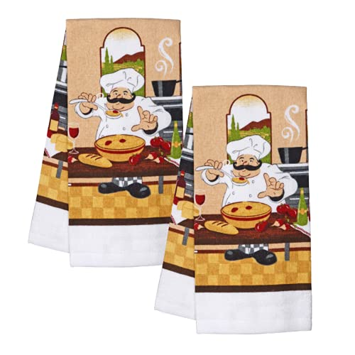 Top 10 Best Selling List for fat chef kitchen towels