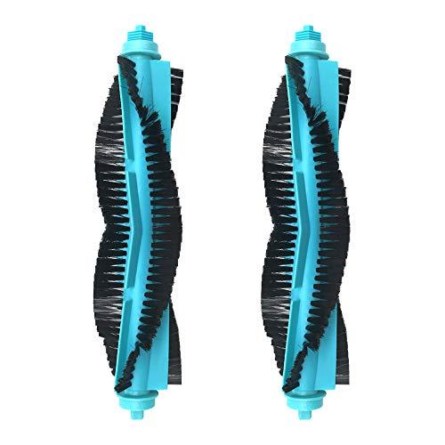 YanBan 2 uds Cepillo de Rodillo para Cecotec Conga 3290 3490 3690 aspiradora para Viomi V2 V-RVCLM21B Mijia STYJ02YM