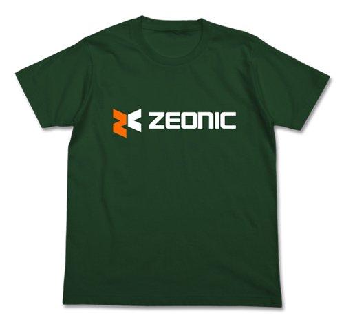 機動戦士ガンダム ジオニック社 Tシャツ アイビーグリーン XLサイズ