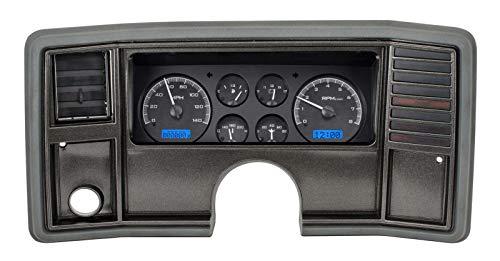 Dakota Digital 78 -88 Chevy Monte Carlo Analog Dash Gauge System Black...