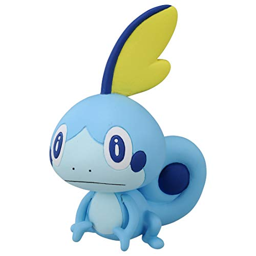 Pocket Monster Monster Collection MonColle MS-05 Sobble Messon Figure
