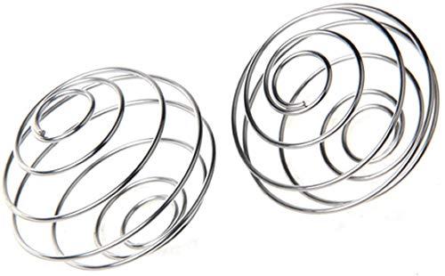 X SIM FITNESSX 700ml/600+200ml Sport Fitness Edelstahl Protein Shaker Eiweiß   eiweiss Proteinshake Bottle (Edelstahl Ball*2)