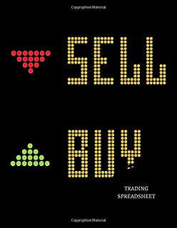 Trading Spreadsheet: Trading Log