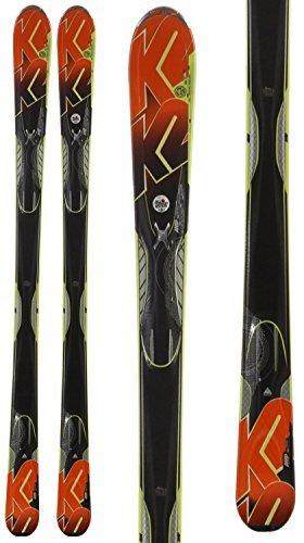 K2 A.M.P. Impact Skis Mens Sz 174 by K2