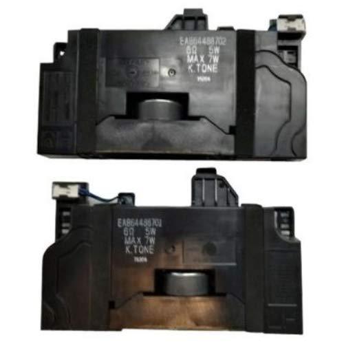 Altavoces LG 43LJ594V EAB64488702 / EAB64488701 6Ω 5/7W
