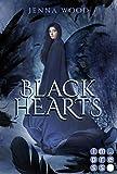 Die Black-Reihe 1: Black Hearts: Düsterer Liebesroman für Fantasy-Fans