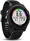 Garmin Forerunner 935 Sleek Sport Watch Running GPS Unit -Black (Renewed)