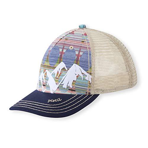 Pistil Women's McKinley Trucker Hat, Aqua