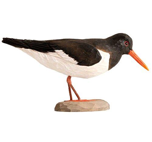 Wildlife Garden Dekovogel Holzvogel - Austernfischer - Handgeschnitzt