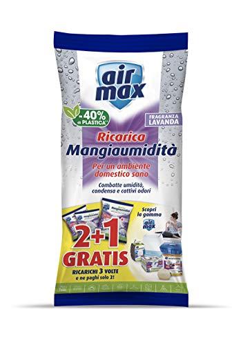 Airmax D0741 Ricariche Sali per Kit Assorbiumidità, 1,35Kg
