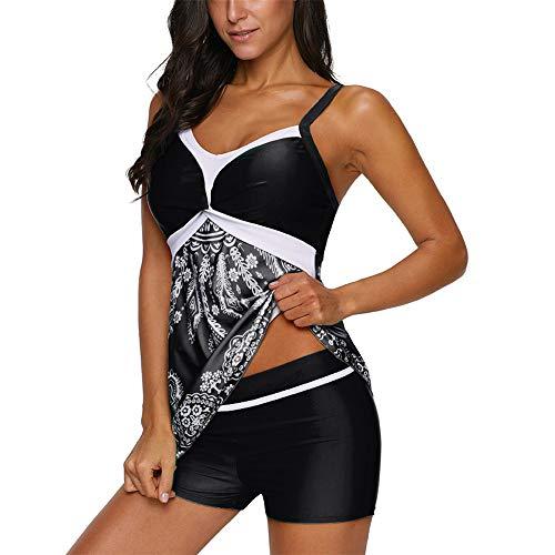 FELZ Traje de Baño de Dos Piezas Conjunto Push up Bikini Playa Beachwear Bañador Mujer 2019 Conjunto Bikini Bandeau de Mujer de Vendaje Traje de baño brasileño Push-up Trajes de baño Ropa de Playa