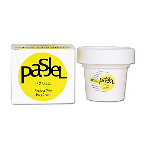 leegoal Pasjel Cream, Thailand PASJEL Stretch Marks Repair Cream für Dehnungsstreifen und Entfernung von Narben Kräftige Dehnungsstreifen Maternity Skin Body Repair Cream 50g