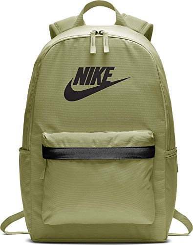 Nike Nk Heritage Bkpk - 2.0 Sports Backpack - Dusty Olive/Dusty Olive/(Dark Smoke Grey), MISC