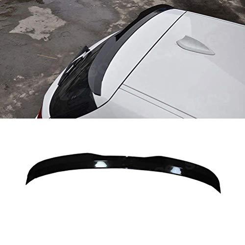 Alerón trasero de techo ABS, cubierta de maletero para BMW 1 Series F20 F21 116i 120i 118i M135i Spoiler 2012-2018