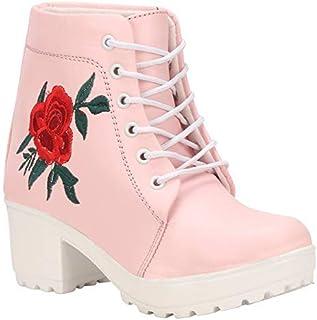 Pink Girls' Boots: Buy Pink Girls