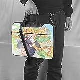 Lucky Home Miss Kobayashis Dragon Maid Stylish Customized Laptoptasche, tragbare Umhängetasche und Aktentasche