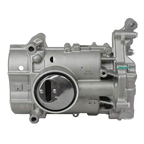DNJ OP228 Oil Pump Housing for 2003-2011/ Acura, Honda/Accord, Element, TSX / 2.4L / DOHC / L4 / 16V / 2354cc, 144cid/ K24A2, K24A4, K24A8