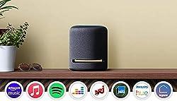Son immersif : les 5 haut-parleurs produisent des basses puissantes, des médiums dynamiques et des aigus nets. La technologie Dolby Atmos remplit l'espace et ajoute de la clarté, ainsi que de la profondeur. Prête à rendre service : demandez à Alexa d...