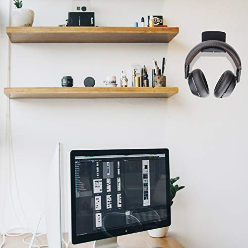 Headphone Hanger    Hook 2 Pack for Wall