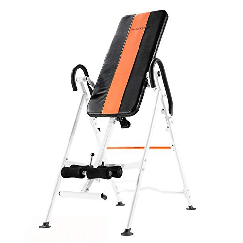 Cheapest Prices! LILIA GYM Inversion Table Benches Handstand Machine Ffitness Equipment for Home Inv...