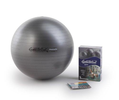 PEZZI ORIGINAL Gymnastik Ball Maxafe 65 cm grau *NEU*