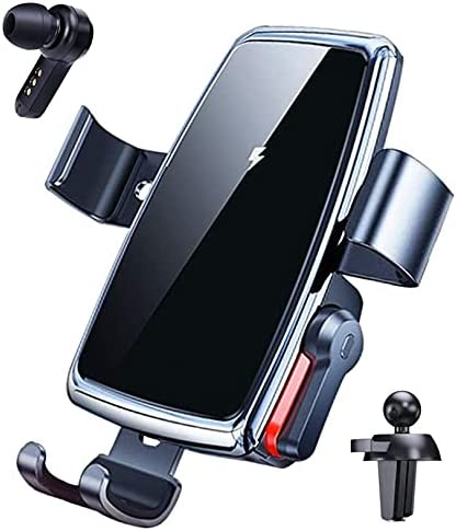 [2021 New Upgraded] Rexphil Smart Car Phone Mount...
