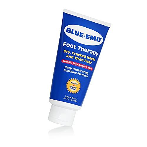 Blue-Emu Foot Therapy Cream Deep Penetrating...
