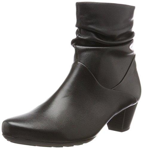 Gabor Shoes Gabor Damen Comfort Sport 72.823 Stiefel, Schwarz (57 Schwarz (Micro), 38 EU