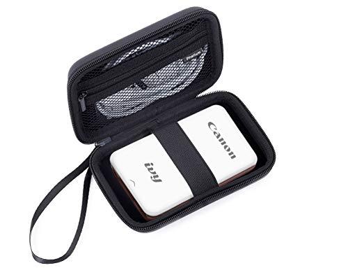 Phetium Protective Carrying Case for Canon Lvy Mini CLIQ CLIQ+, Zoemini Photo Printer Wireless Bluetooth Mobile Portable Mini Photo Printer, Compatible with HP Sprocket Portable Photo Printer