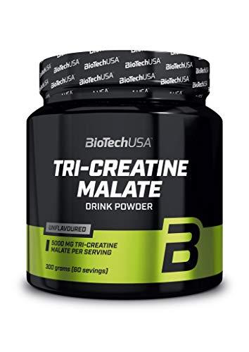 Biotech USA - Tri Creatin Malat 300g Dose (2er Pack)