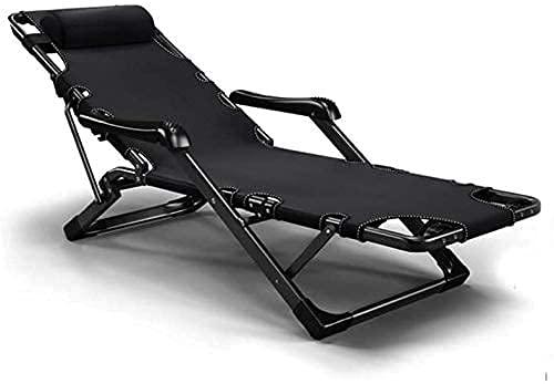 Gartenstuhl, Gartenstühle Hochleistungs-Sonnenliegestuhl Gartenmöbel , Camping Garden Deck Stühle Klappbarer Schwerelosigkeits-Liegestuhl Wasserdicht