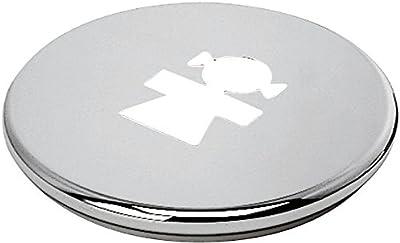 【正規輸入品】 ALESSI アレッシィ GIROTONDO 鍋敷き/女の子 AKK15 W