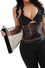 CURVEEZ 2 Plastic Body Wraps for Cellulite Waist Burning, Faja Osmotica