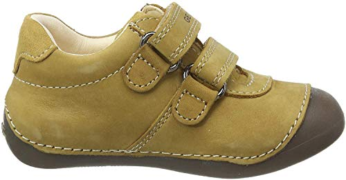 Geox Baby-Boys B Tutim A First Walker Shoe, 23 EU