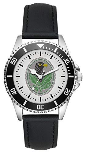 Soldat Geschenk Bundeswehr Artikel Scharfschütze KSK Uhr L-1141
