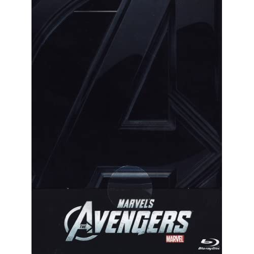 The Avengers (2 Blu-Ray) (Limited Steelbook)