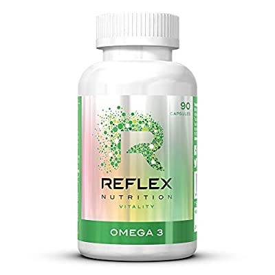 Reflex Nutrition Omega 3 1,000mg - 90 Capsules from Reflex Nutrition