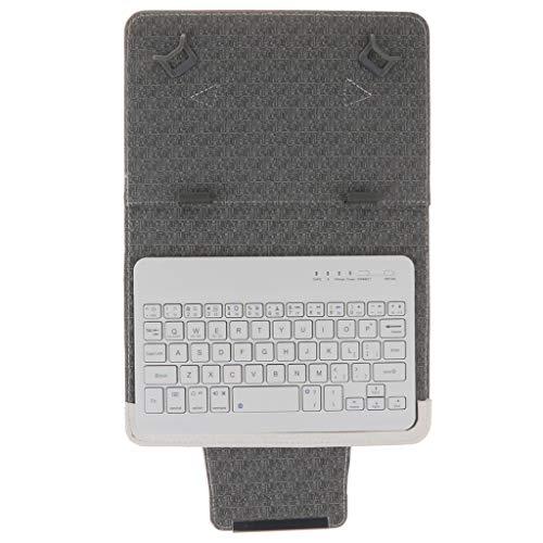 balikha El Teclado Y La Carcasa Bluetooth Permiten Un Fácil Acceso a Todos Los Controles de Botones Y Al Puerto