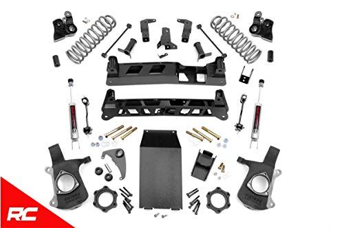 02 chevy avalanche lift kit - 7